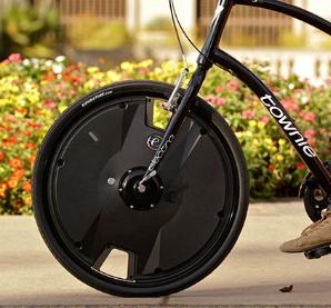 The Electron Wheel