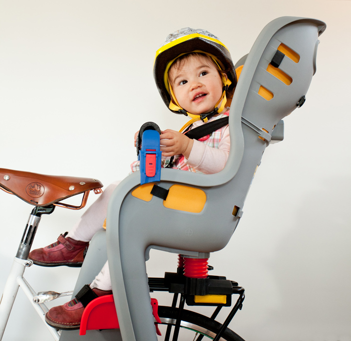 Topeak Child Seat Review