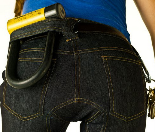 Stylish Biking Jeans for Women: RYB Denim