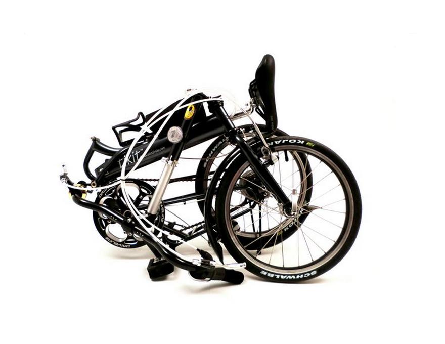 Bike Friday 1st Class tikit Folding Bike Review
