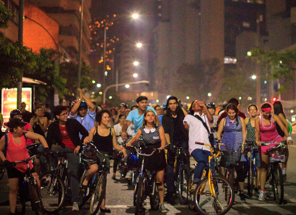 Cycling in the city of eternal spring medell 237 n colombia