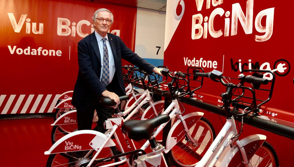 Barcelona Expands their Public E-Bike System