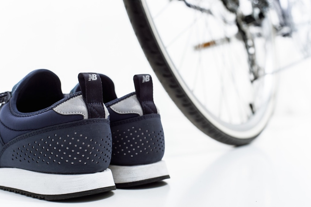 Simple Style with Tokyobike and New Balance Collaboration