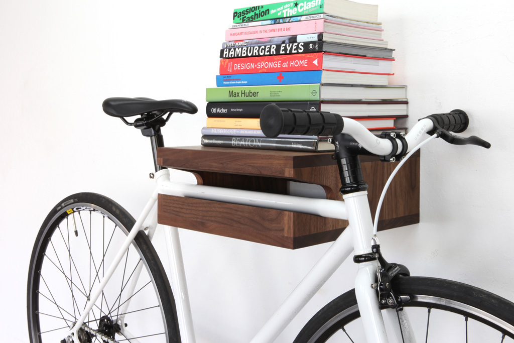 four small space bicycle storage solutions momentum mag