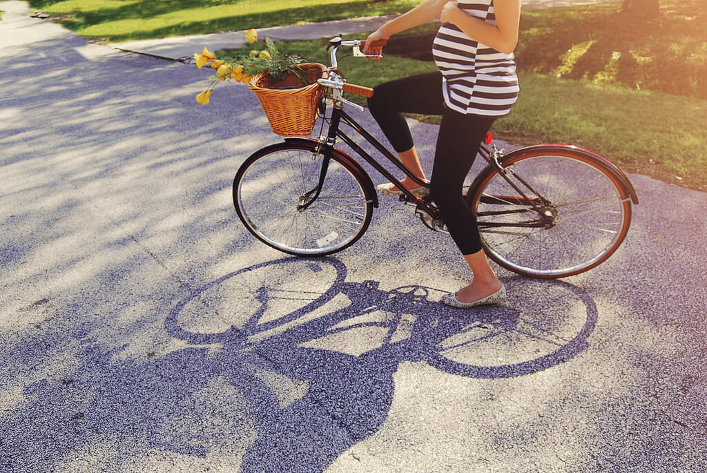 How To Bike While Pregnant