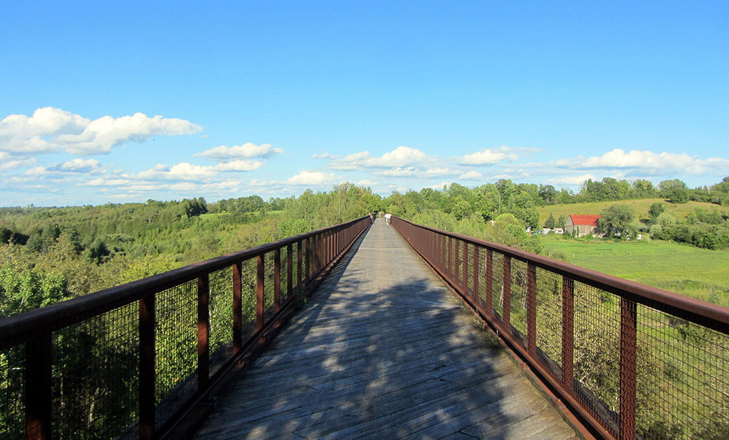 Discover the Trans Canada Trail