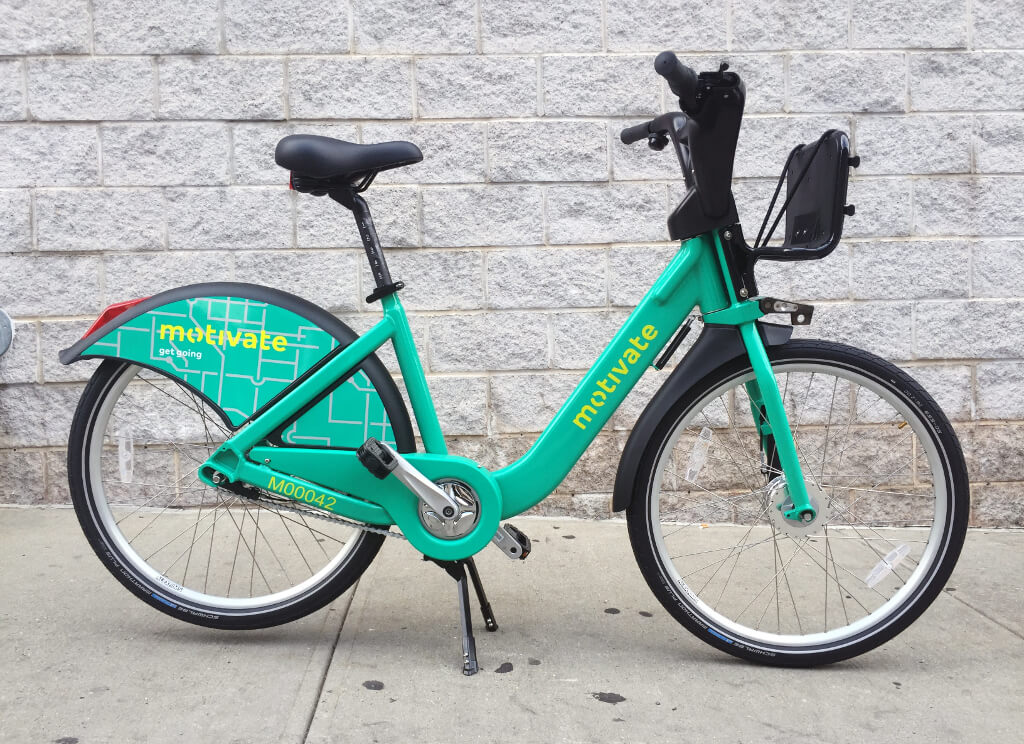 Motivate Puts Bike Share in the Fast Lane
