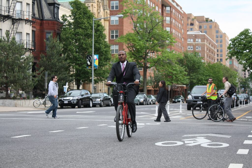 The Numbers Are In: The U.S. is Biking All Over the Place