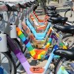 Boys and Girls Club Brings More Color to Madison's Bike Share