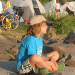 Cycling Adventures, Cruise de Coeur in Idaho
