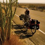 Cycling Adventures, Desert Cycling Delivers Traffic-Free Travel: Anza-Borrego / Salton Sea