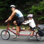 How To Camp with Your Family by Bike