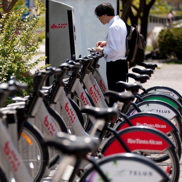 Bike Share Access Improves Likelihood of Cycling