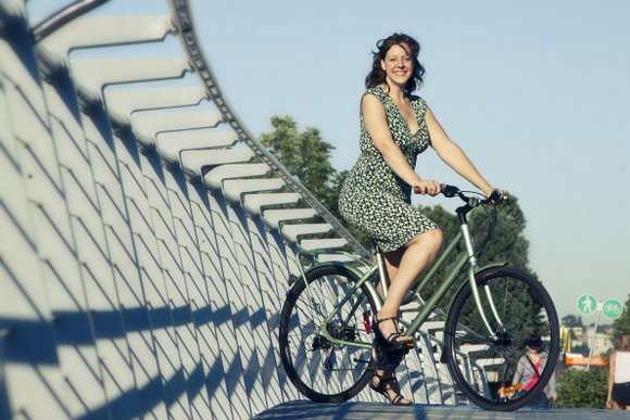 Upright Bikes Sit Up And Enjoy The Ride Momentum Mag