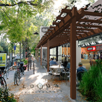 Locus Architecture Uses the Bicycle as a Community Catalyst