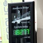 Eco-Totem Bike Counter for Portland
