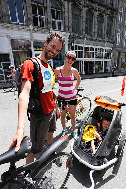 Folding E Bike >> Urban Group Bike Rides | Momentum Mag