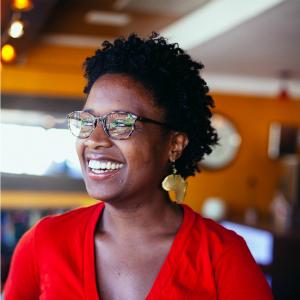 Jenna Burton Data Analyst and Founder of Red, Bike & Green