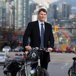 Vancouver Mayor Gregor Robertson Shares His Bike Style
