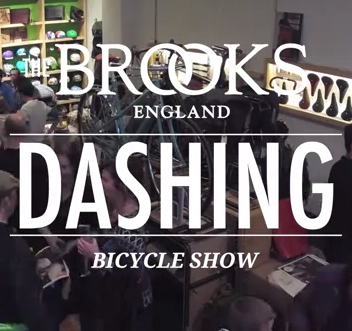 BicycleSPACE Presents the Brooks Dashing Bicycle Show