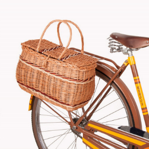 Carry Stuff With Bike Belle Bags and Baskets