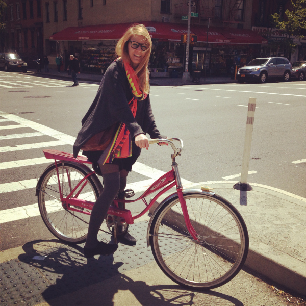 Eva Mohr of Allthatiwant Cycles in Style