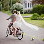 Bicycle Weddings