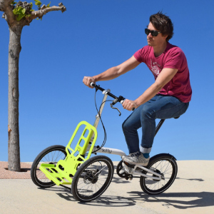 Bikes + Innovation: Trikes Are Cool!