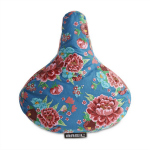 Basil Bloom Saddle Cover