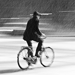 Overcomplicating Winter Cycling: Why It's Bad