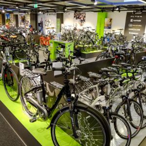 Where is the North American E-bike Boom?