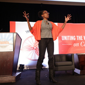 Veronica O. Davis Civil Engineer and Black Women Bike DC Founder