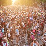 Urban Group Bike Rides