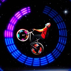 Space Dragons Bike Adventure – Monkey Light M232