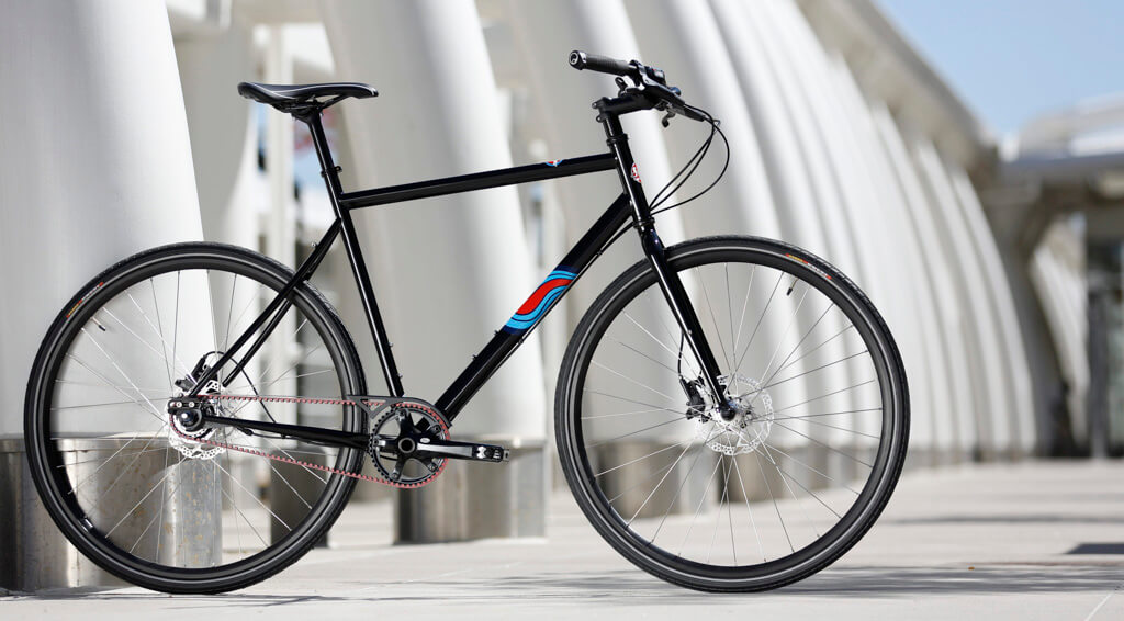 5 Commuter and City Bikes with Gates Carbon Drive