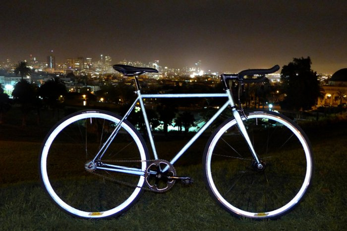 Photo courtesy of Mission Bicycles