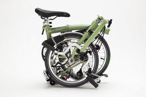 Brompton M6L-X Folding Bike Review