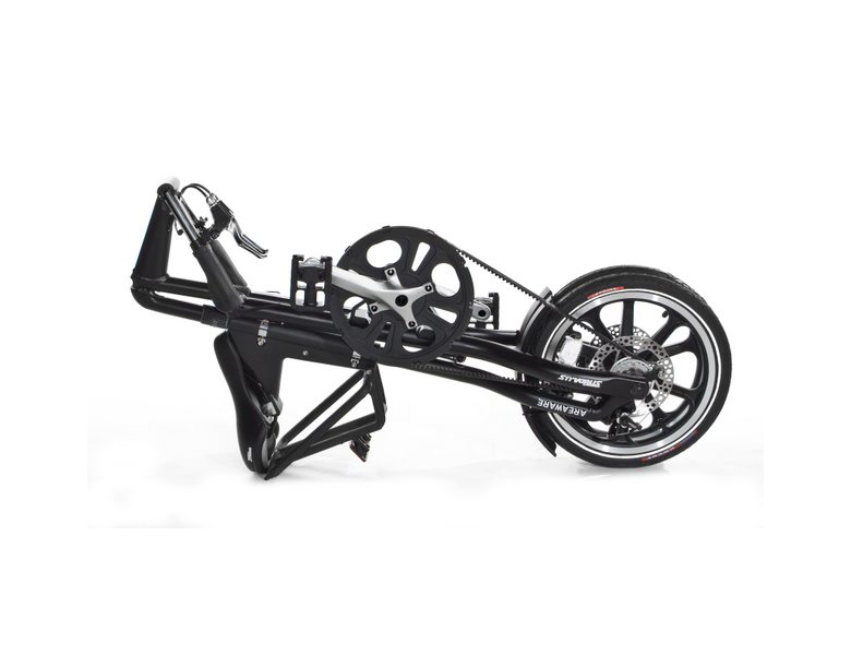 STRiDA LT Folding Bike Review