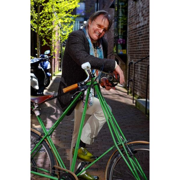 Shoe Designer John Fluevog shares his Bike Style