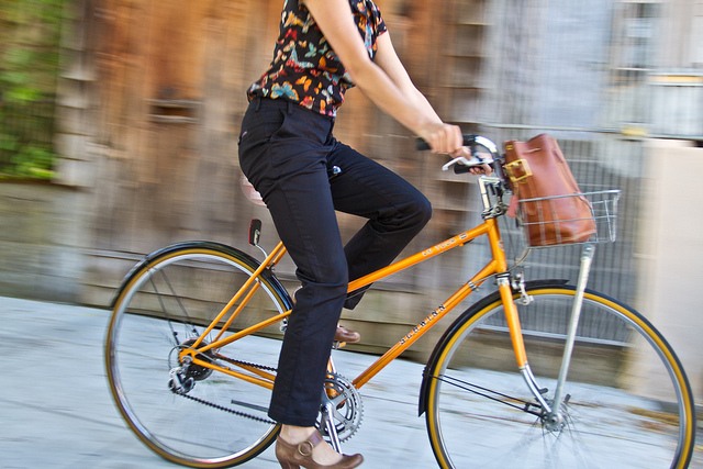 Betabrand Bike to Work Pants for Women