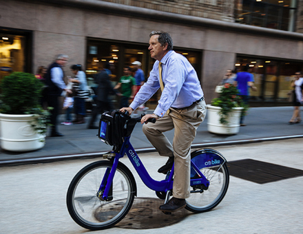 Bike Share and Helmet Laws: An Uncomfortable Relationship