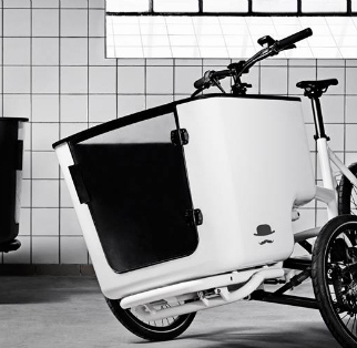 MK1 – Tilt-action Cargo Bike from Butchers & Bicycles