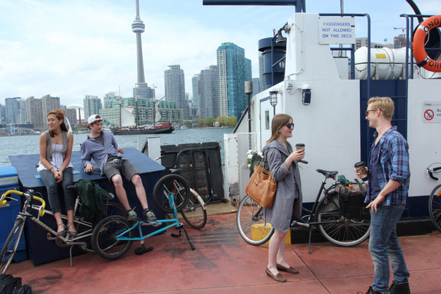 Explore Toronto By Bicycle