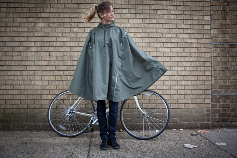Cleverhood Rain Cape Review