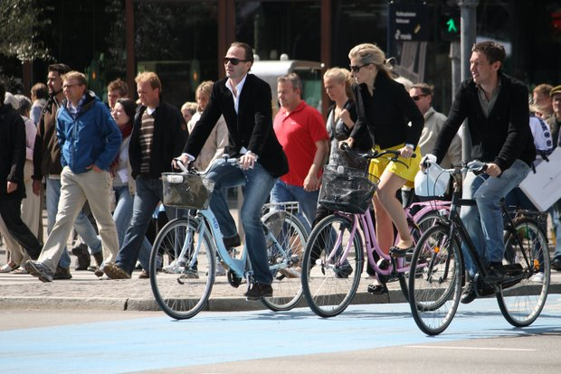 Can North America Become a Civilized Cycling Society?