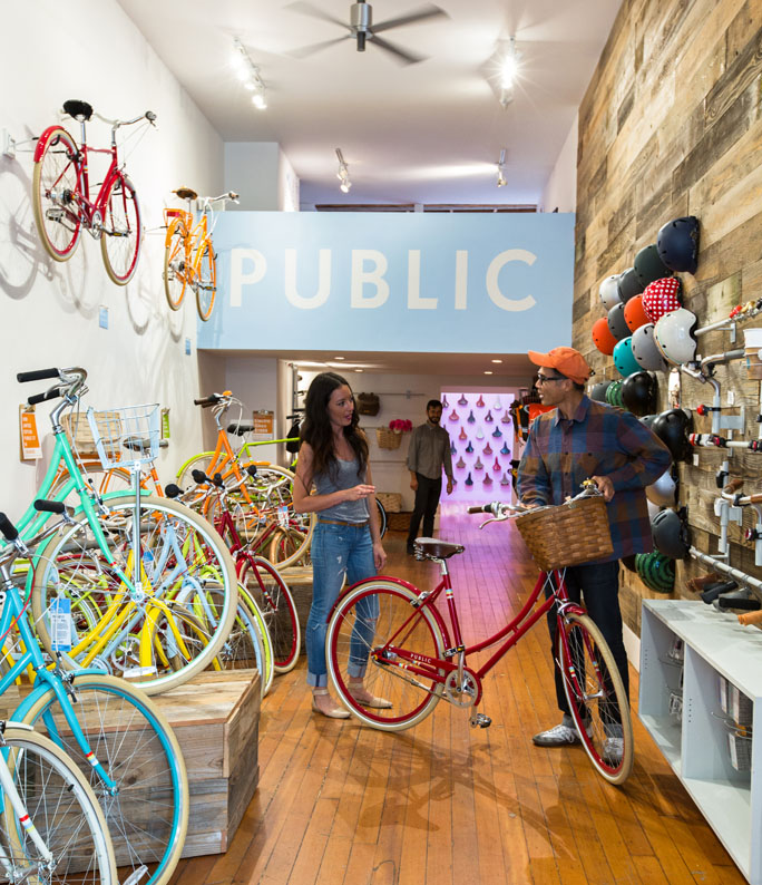Bike Shop – PUBLIC San Francisco