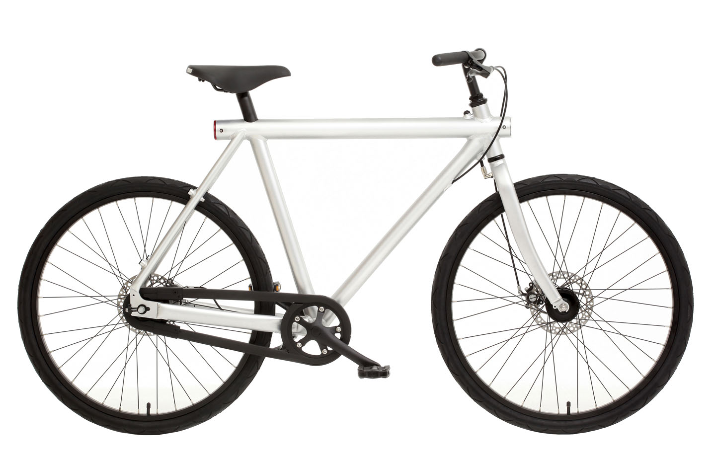 Vanmoof 3.7 City Bike Review
