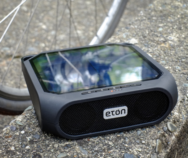 Etón Rugged Rukus Wireless Bike Speaker Review