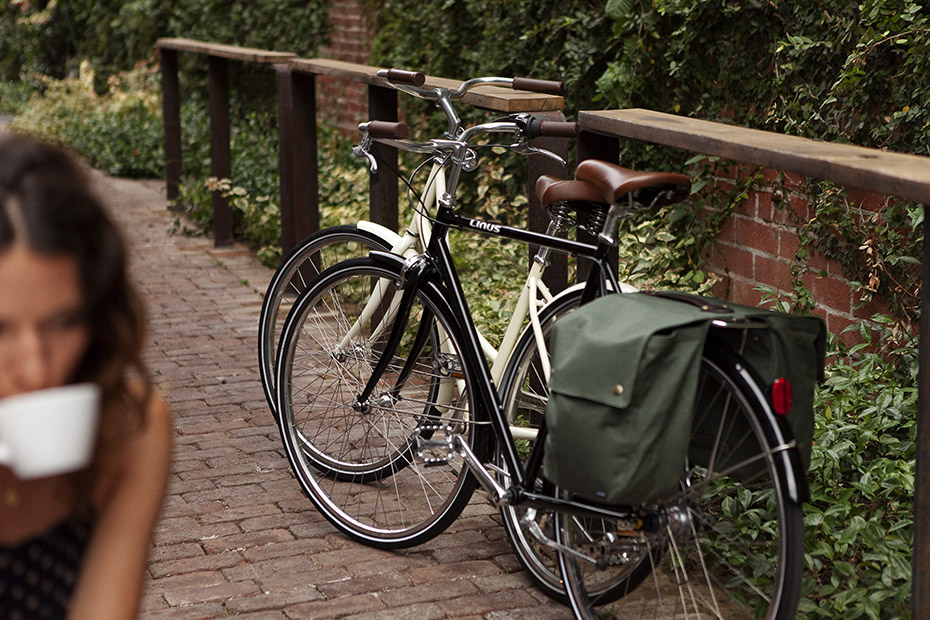 Linus Market Bag Double Pannier Review