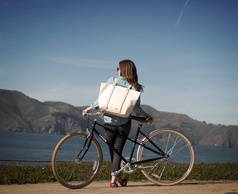 The Bike to the Beach Bag From Alite
